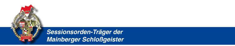 Sessionsorden der Mainberger Schlossgeister